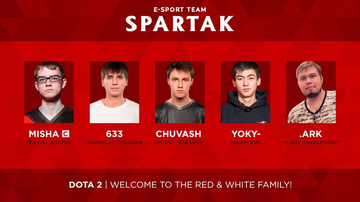 Spartak Esports on Twitter:
