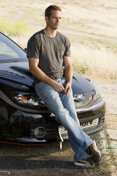 Paul Walker Happy Birthday