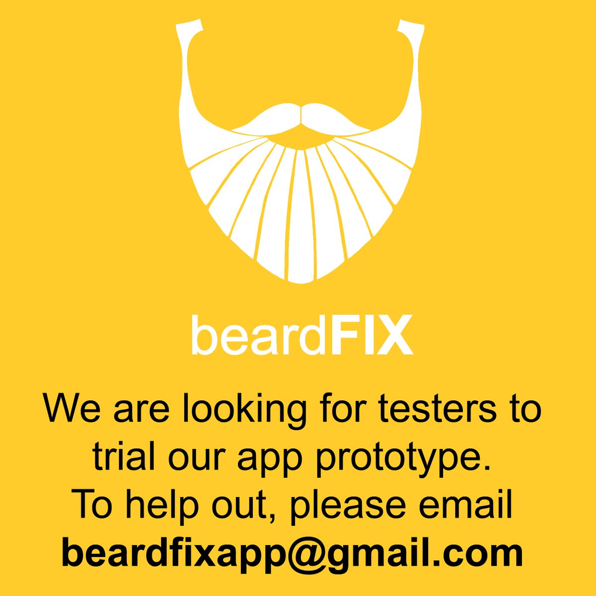 Looking for bearded guys