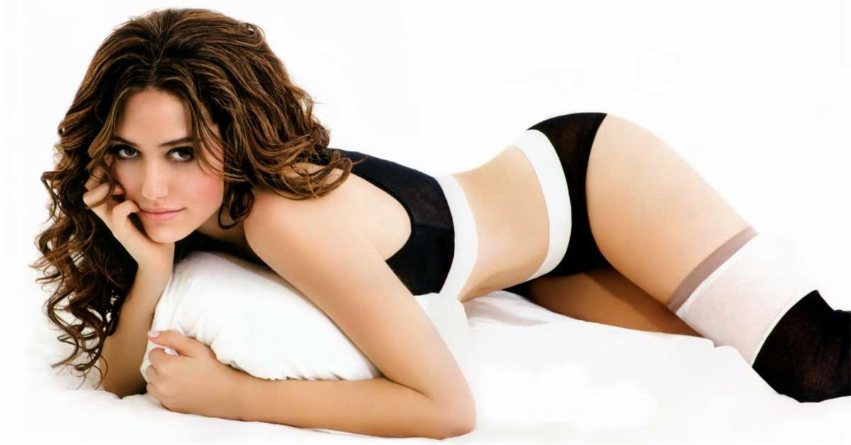 Celebrate Emmy Rossum\s Birthday With These Super Sexy Throwback Pics