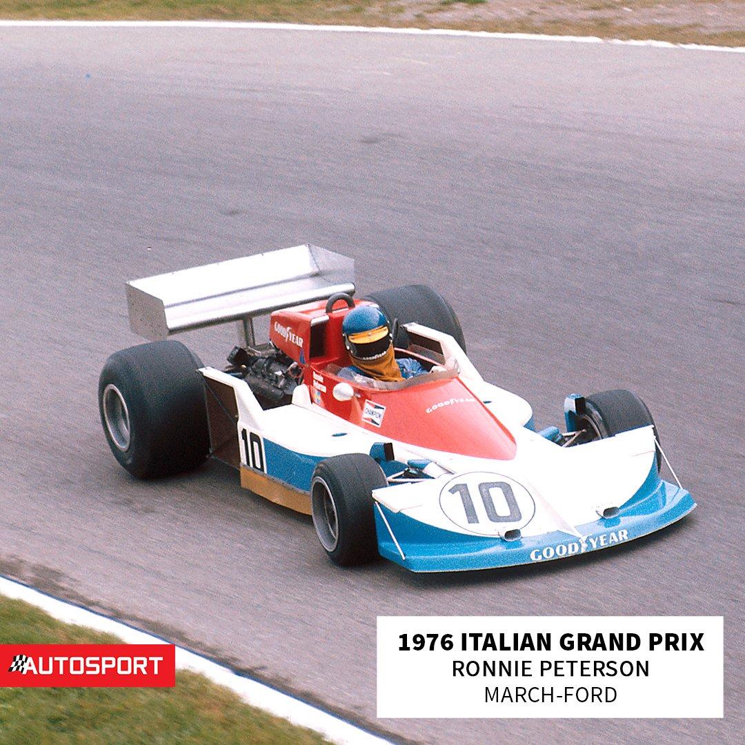 Ronnie Peterson Italian Grand Prix Monza : OTDI Ronnie