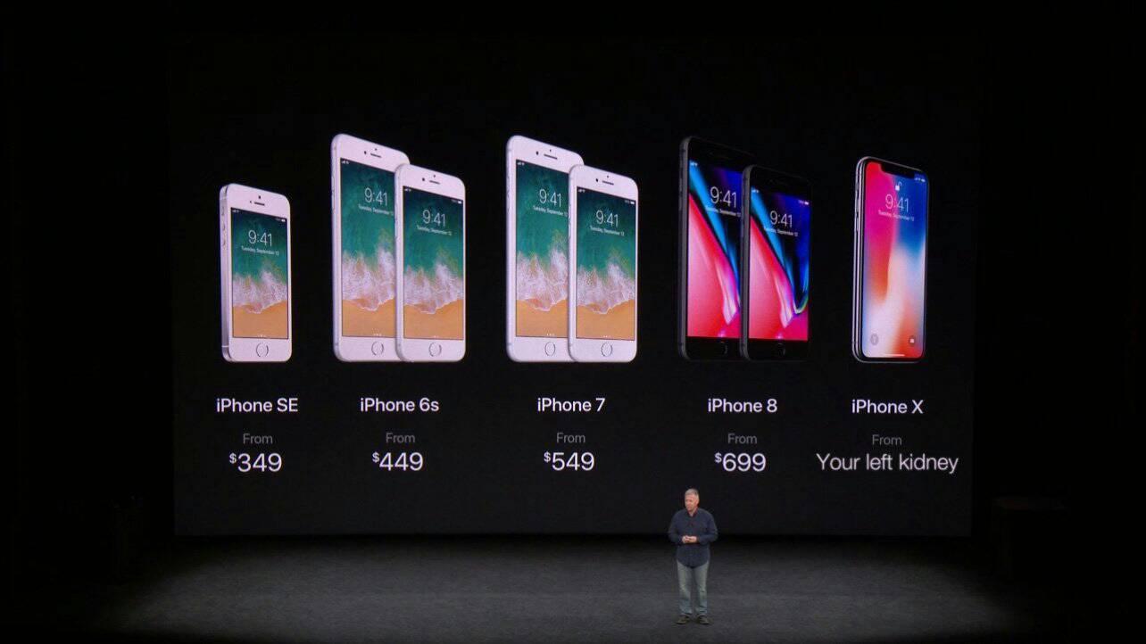 Reaksi Kocak Netizen Setelah Peluncuran iPhone X