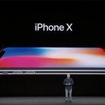 アップルが「iPhone X(アイフォーン テン)」を発表 - ベゼルレスディスプレイの最上位モデル…