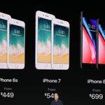 #Breaking India Price & Launch #iPhoneX 64GB ₹89,000|3Nov #iPhone8 64GB ₹64,000|29Sep #iPhone8+ 64GB ~₹75000|29Sep #AppleWatch3 ₹29900|29Sep