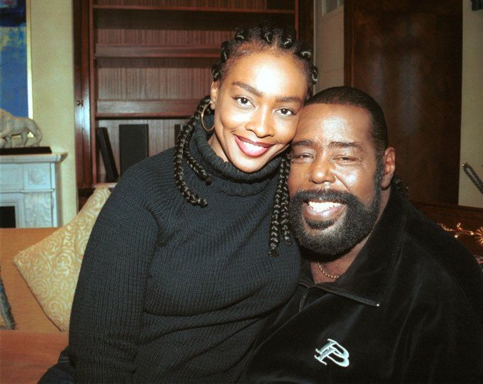 Happy birthday Barry White