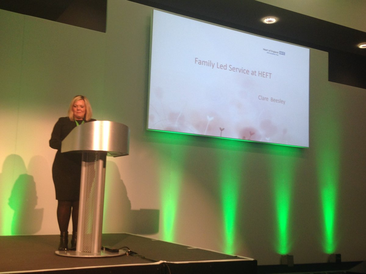 Great to hear from @ClareBeesley2 on parent centred bereavement care at @heartofengland #transformloss17 <br>http://pic.twitter.com/8BO41MxkcG