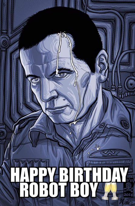 Happy birthday Ash  Ian Holm 86