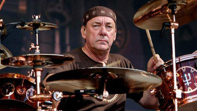 Happy 65th birthday to Neil Peart of Rush