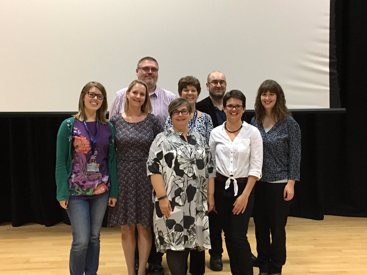 #Mercian17 #trustlibraries we survived. Thank you everyone for coming and now for Mercian18!!<br>http://pic.twitter.com/ss6sANezwH