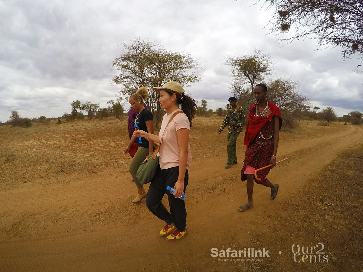 Take an escorted walk with Maasai warriors in the Amboseli and visit an authentic Maasai village. https://t.co/LHTPU43THS #SafarilinkJourney