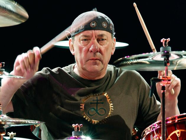 Happy Birthday to our favorite drummer! Neil Peart!!