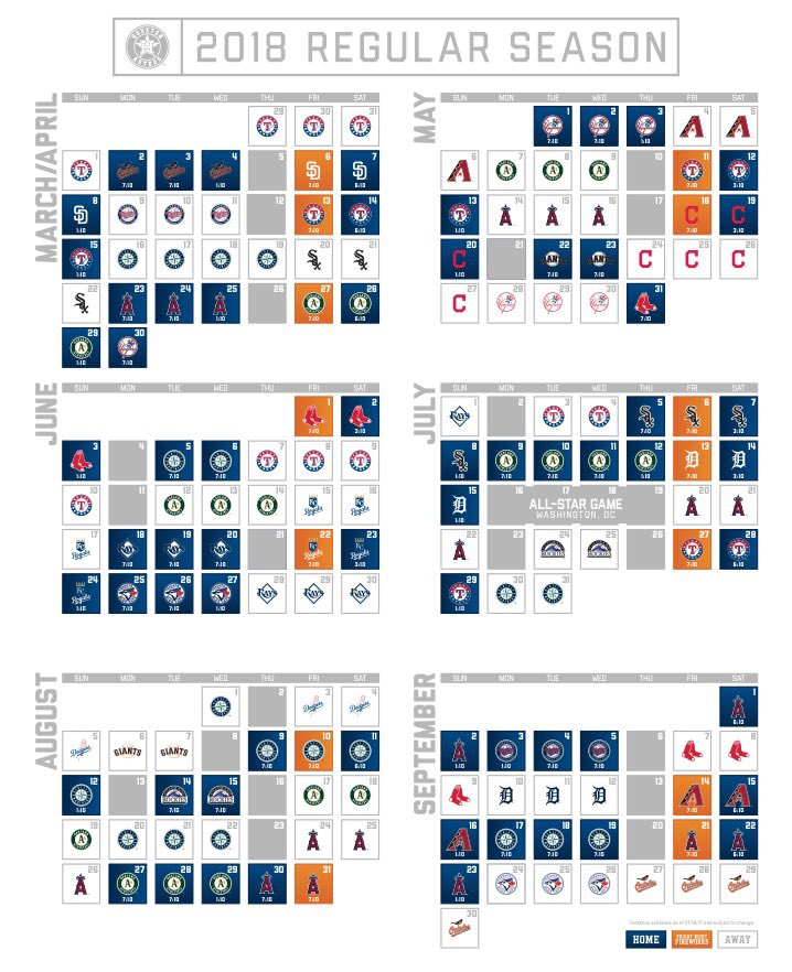 Intrepid image within houston astros printable schedule