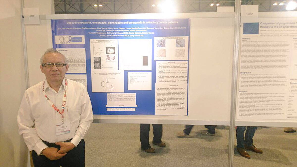 Clinically relevant research that save lives. CICS spreading the knowledge to the entire world through #ESMO2017: repurposing drugs, etc <br>http://pic.twitter.com/IAJzDBB9sF