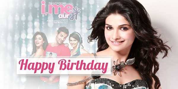 Wishing the beautiful Prachi Desai a very happy birthday <3