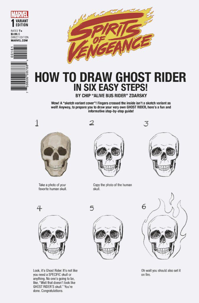 How to Draw Ghost Rider in 6 Easy Steps: The @zdarsky Way https://t.co/xvxqcwhwpi