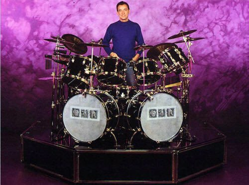 A very happy birthday to THE  one & only Neil Peart!!!
