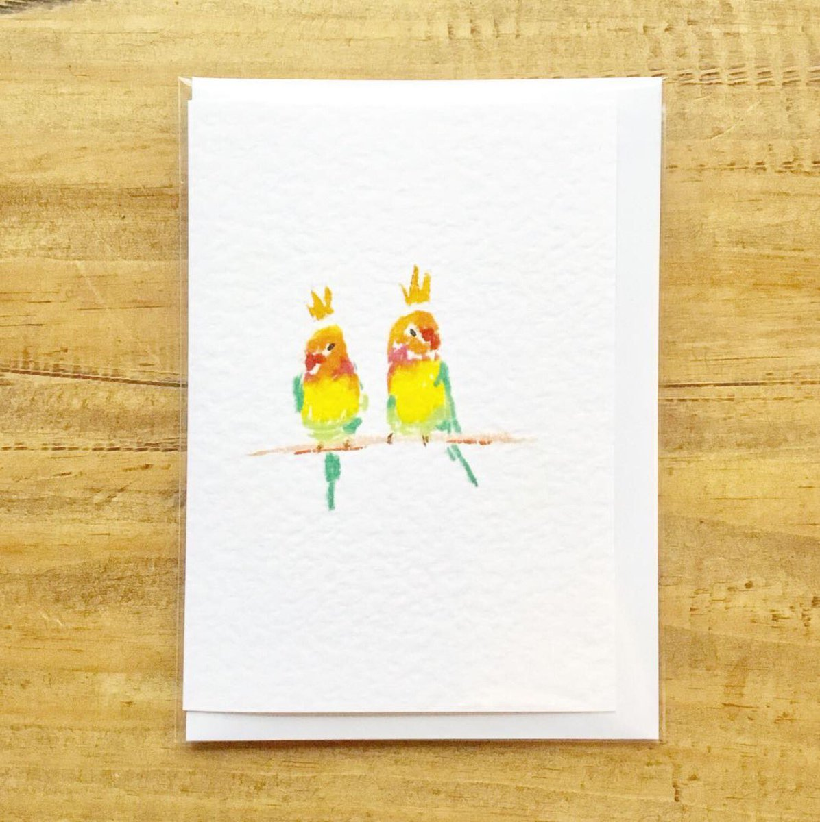 Tuesday.Tweetings #tropicalbirds #greetingcards #etsyseller #pollyrosedesigns #illustration #homemade #handmadeisbetter #madeinengland<br>http://pic.twitter.com/MIdTA9ANIT