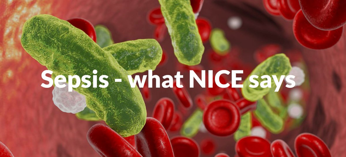 Today is #WorldSepsisDay - find out what NICE says on this life-threatening condition:  http://www. nice.org.uk/news/article/s epsis-what-nice-says?utm_medium=social&amp;utm_source=twitter&amp;utm_campaign=sepsisroundupsep17 &nbsp; … <br>http://pic.twitter.com/7VfBKdBne4