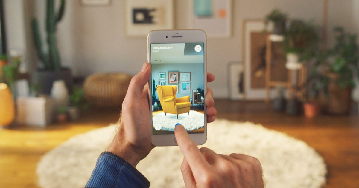 Check Out Our New App That Virtually Places Furniture In Your Space! Learn  More