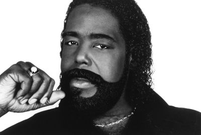 Happy 73rd Birthday To Barry White