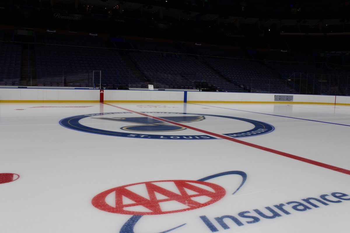 Ice is down!