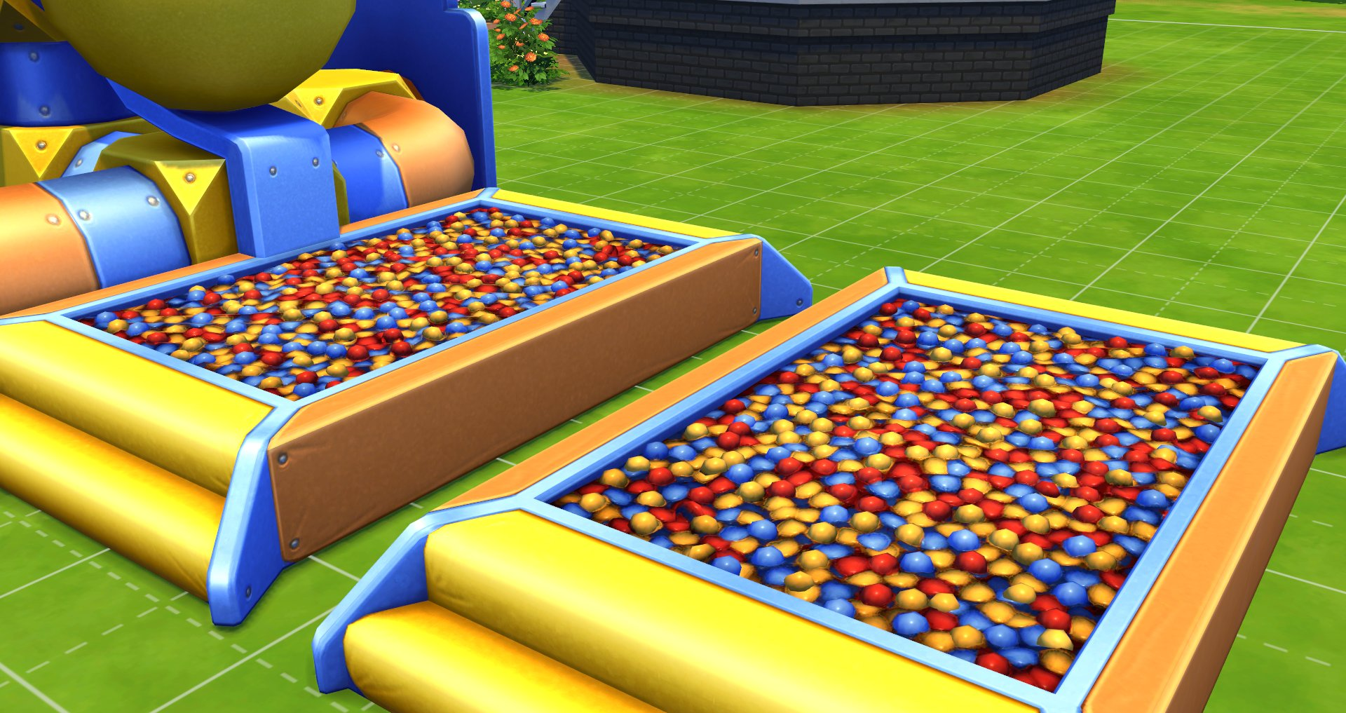 simsvip on twitter the sims 4 toddler stuff ball pit get. Black Bedroom Furniture Sets. Home Design Ideas