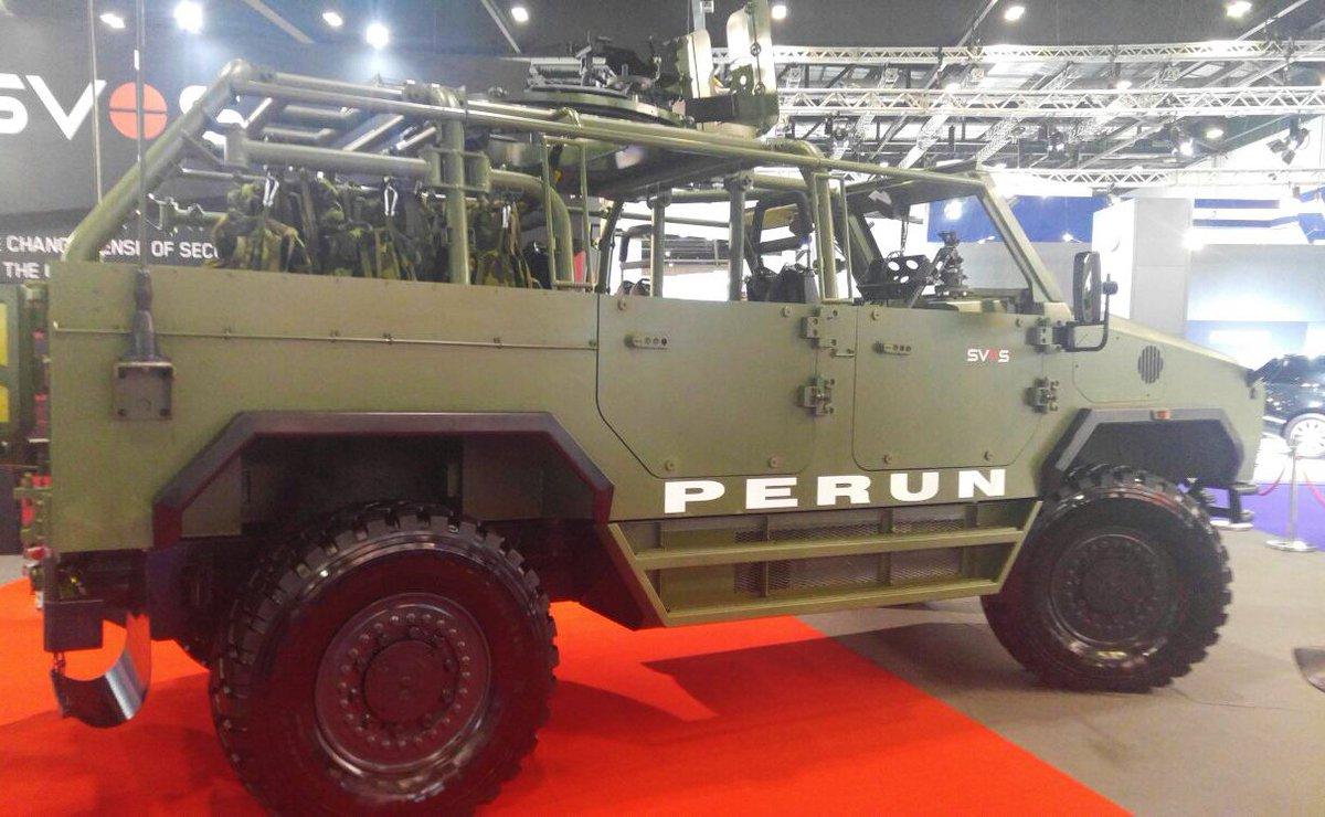 عربه PERUN  الخفيفه للقوات الخاصه من شركة SVOS التشيكيه  DJisiw1XgAEJKeX