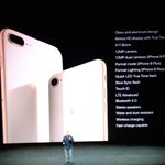 #iPhone8  64GB $699 256GB #iPhone8Plus  64GB $799  Preorders Sept 15 Ships Sept 22