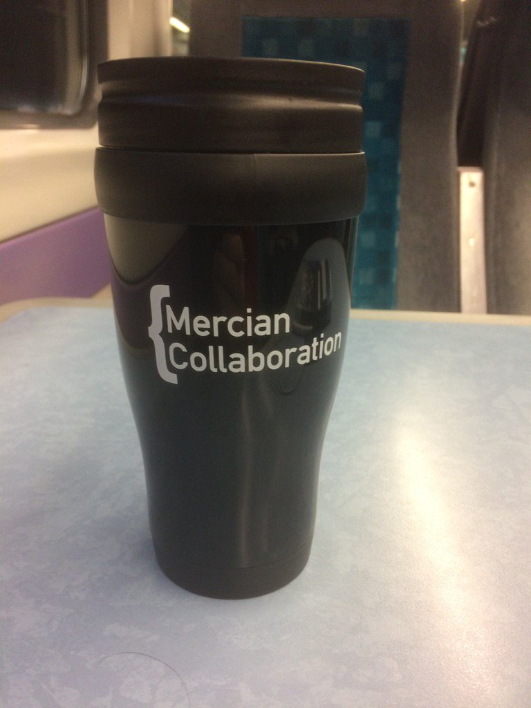 Great conference and a shiny new mug. Well done to the organising team @emswalton #mercian17 <br>http://pic.twitter.com/WQEWYZIOp9