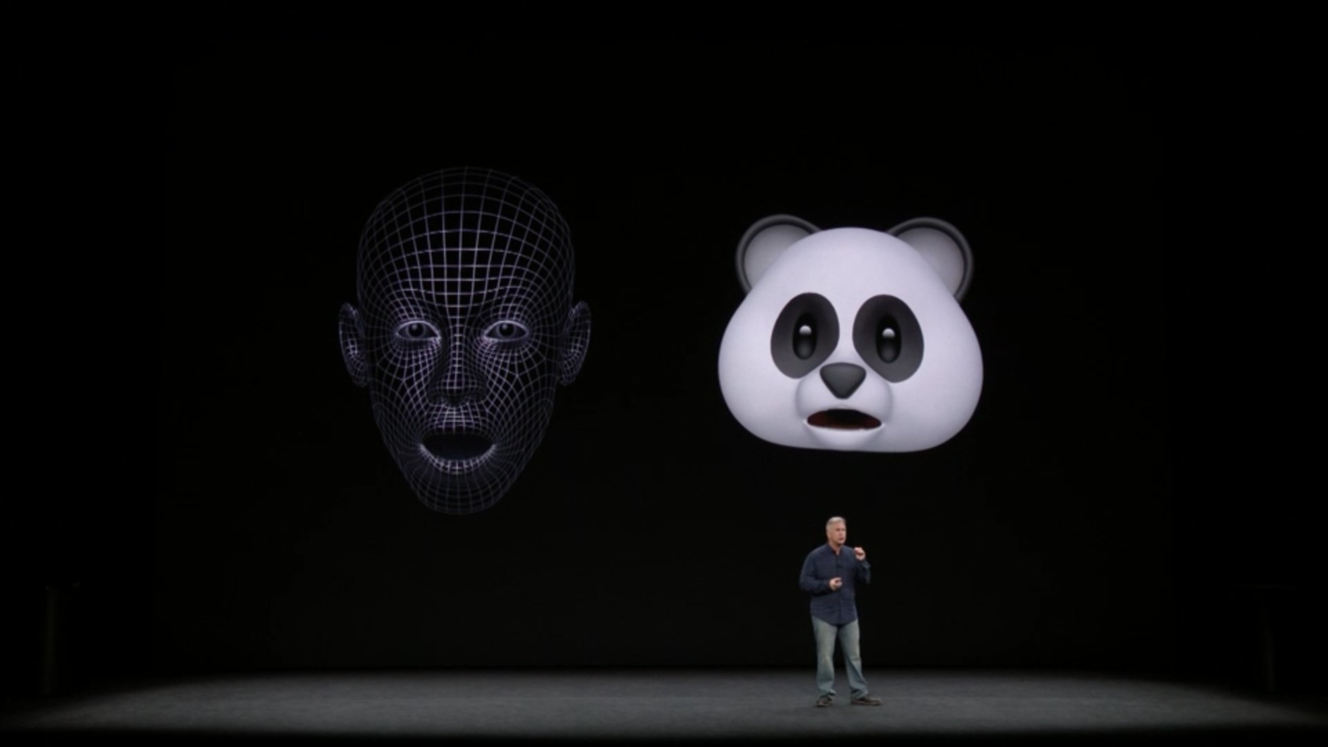 Animoji - Animated Emojis! Control the Emojis with your face!   #iPhoneX #AppleEvent Watch HERE https://t.co/I6mKgPrCpM https://t.co/ooZGjRd0hb