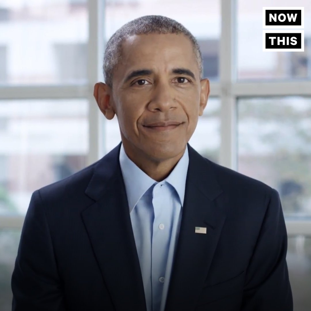 Barack Obama is back — and he wants your help to change the world