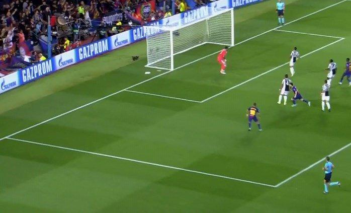 Barcelona gana 3-0 ante Juventus