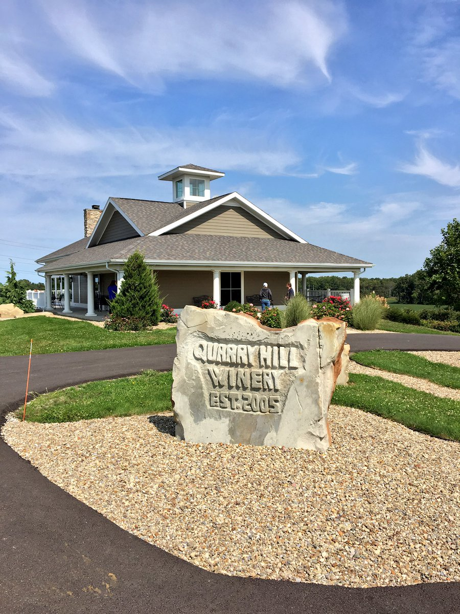 Ohio S Lake Erie Shores Islands On Twitter Sample Wine At The Highest Point In Erie County Quarry Hill Winery In Berlin Heights Traveltuesday Lakeerielove Ohio Https T Co Mhisbtxmio