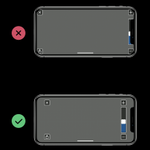iPhone X のUI Guidelineが、角にUI置くなとか、Safe Area守れとか微妙に…