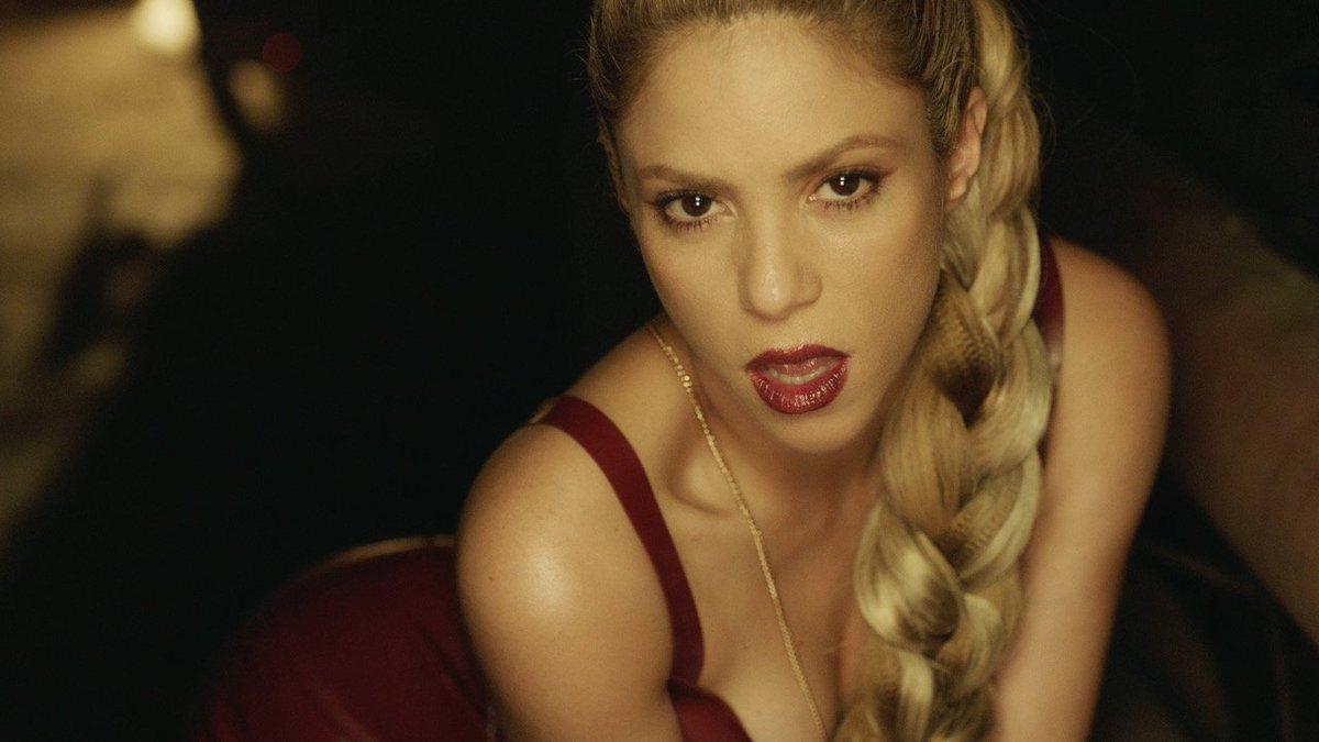 Shakira perro fiel