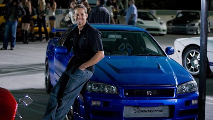 Happy birthday to a Paul walker