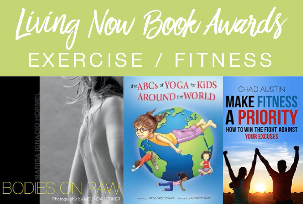 ABC Yoga For Kids On Twitter Im So Excited That My Newest Book Is A Living Now Awards Medalist Winner Tco N7Hc7T4fuX