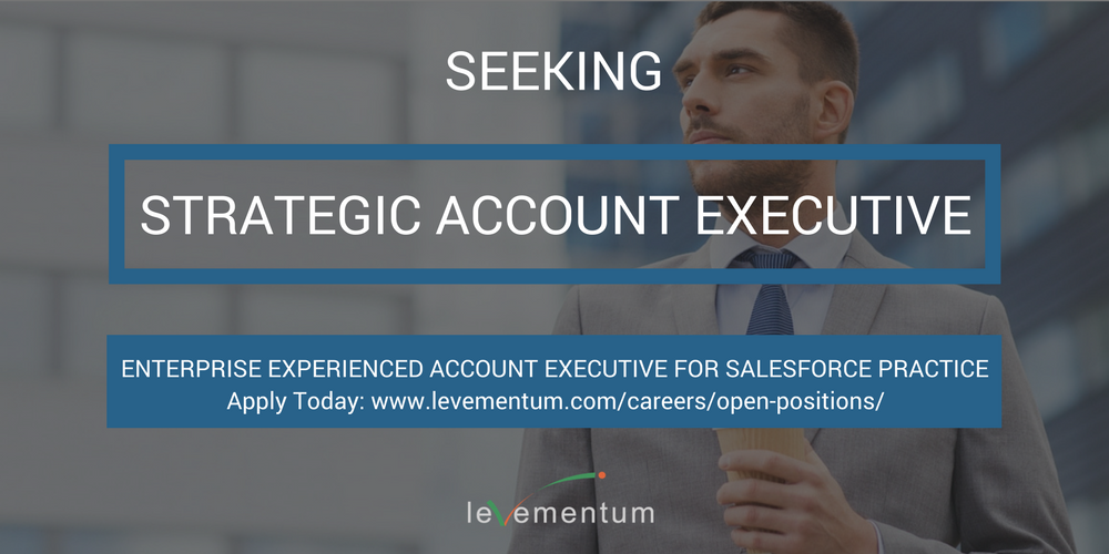 For sales executive