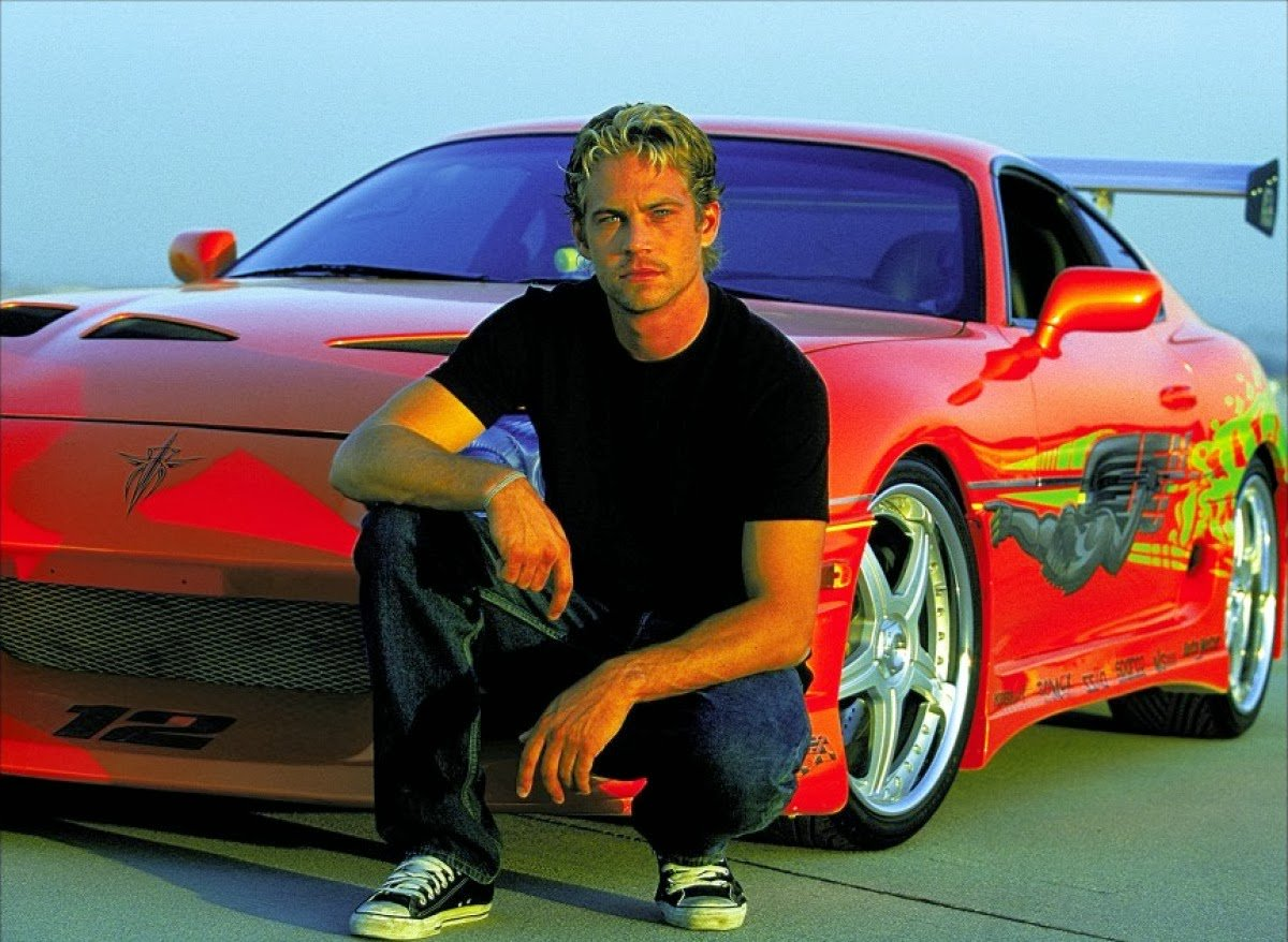Happy birthday to the legend Paul Walker.