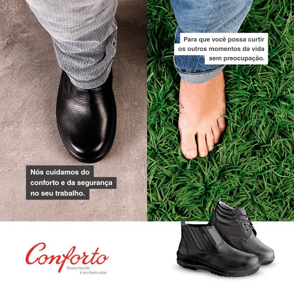 cf2eb93ff5 Confira a nova campanha da Conforto Artefatos de Couro criada pelo   teamGampipic.twitter.com 0lRPEuStZd