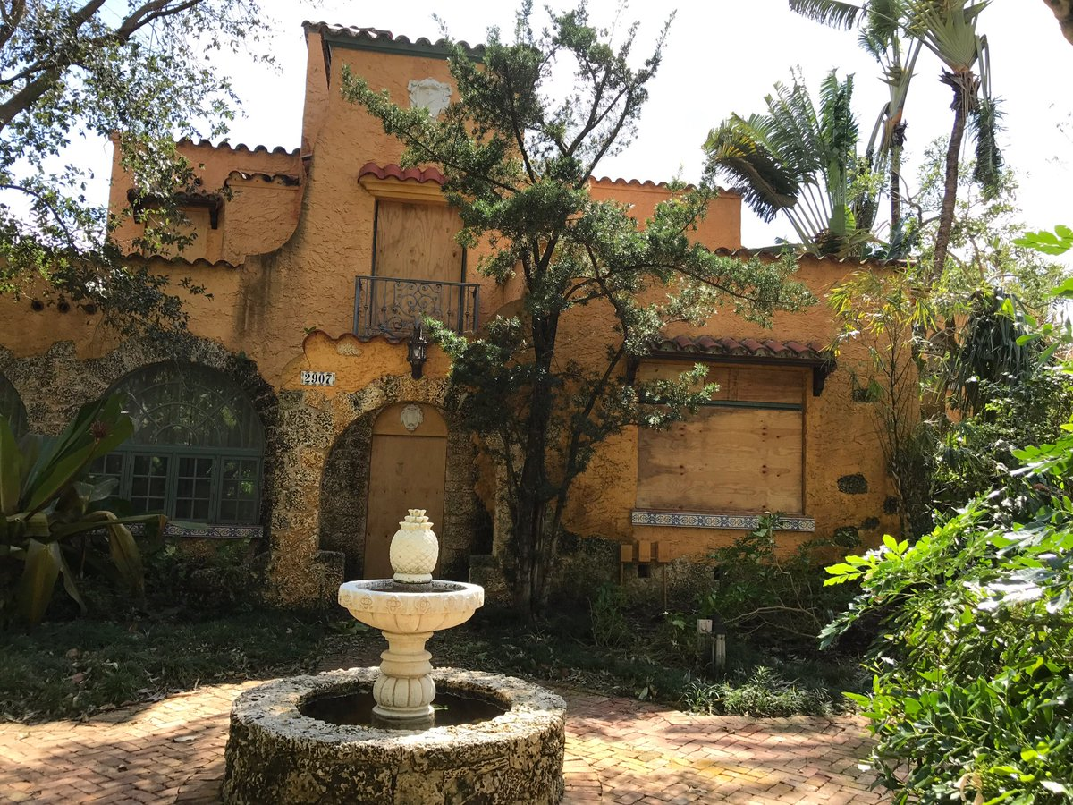 Ana Navarros Hus i Coral Gables, Florida