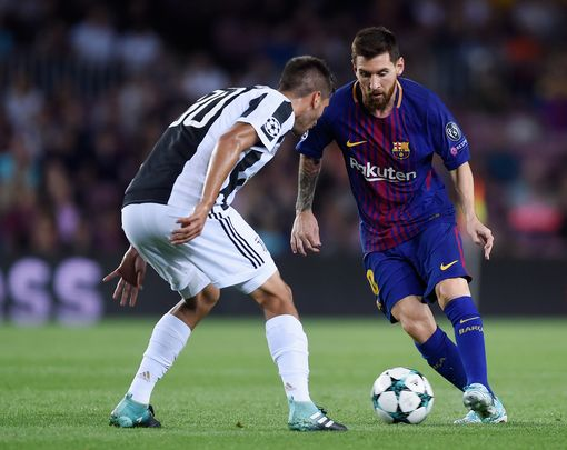 1e299f560c6 Champions league  messi double inspires barca to juventus revenge with a  3-0 win - scoopnest.com