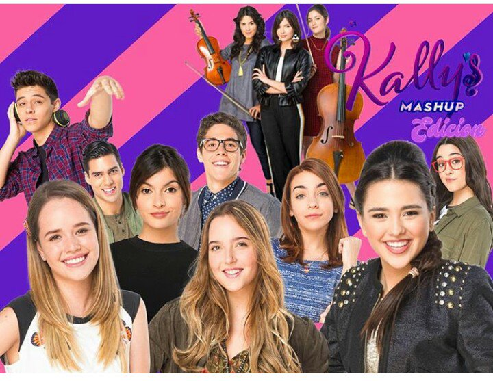 Mabelcoreas on twitter elenco de kally 39 s mashup for Habitacion de kally s mashup