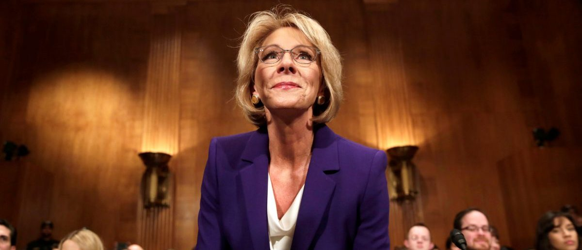 Prof Resigns Law Firm Job After Tweeting 'I'd Be Ok If #BetsyDeVos Was Sexually Assaulted' https://t.co/OsFjSVj5U3 https://t.co/vX8hefkc8C