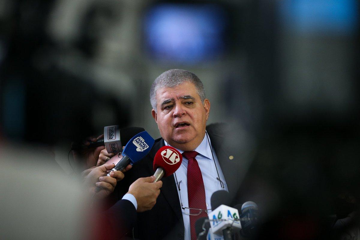 Marun se diz um soldado de Temer ao assumir Secretaria de Governo. https://t.co/kKQ82o1XyK 📷 Marcelo Camargo/Arquivo ABr