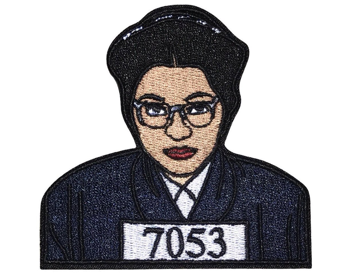 Rosa Parks - Patch  Available here:  http:// bit.ly/2ubwhuQ  &nbsp;   #accessories #lapelpins #pingame #radicaldreams via @outfy<br>http://pic.twitter.com/Ff1jmPeuDP