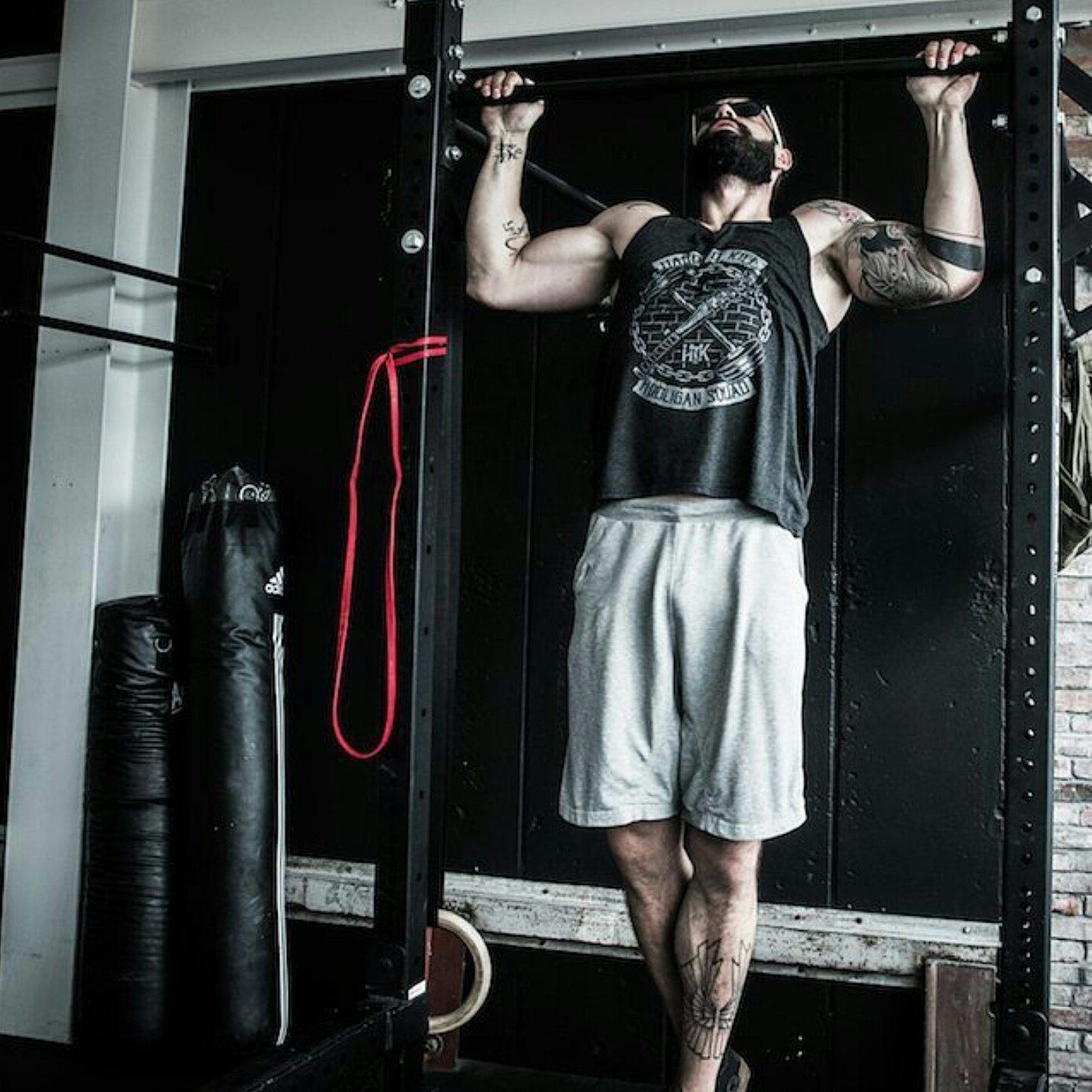 hard to kill fitness
