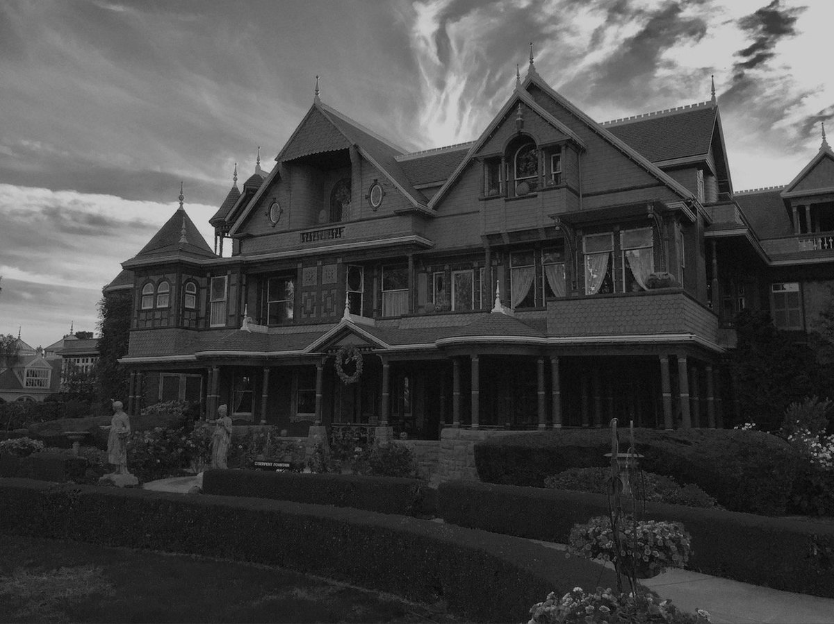 "winchester house on twitter: ""hallowe'en candlelight tours return"