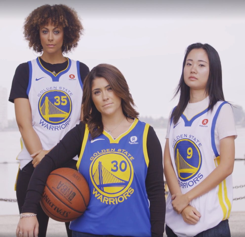 ... the team s blue uniform. Golden State is the 14th NBA ... e85ec71dc