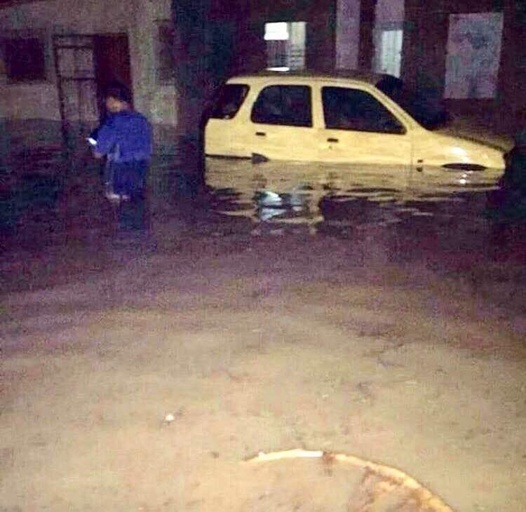 #AHORA 12:07am Así reportan las inundaciones en Puerto Cabello por des...